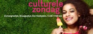 culturele zondag Enschede